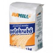 Ramill Pšeničná mouka polohrubá 1kg