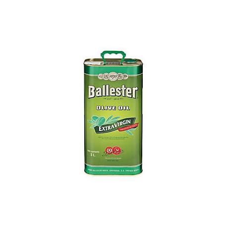 Ballester olivový olej extra virgin v plechovce 1x5L