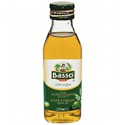 Basso olivový olej extra virgin 1x250ml