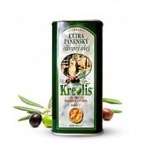 Kreolis Extra virgin olivový olej 1x1L plech