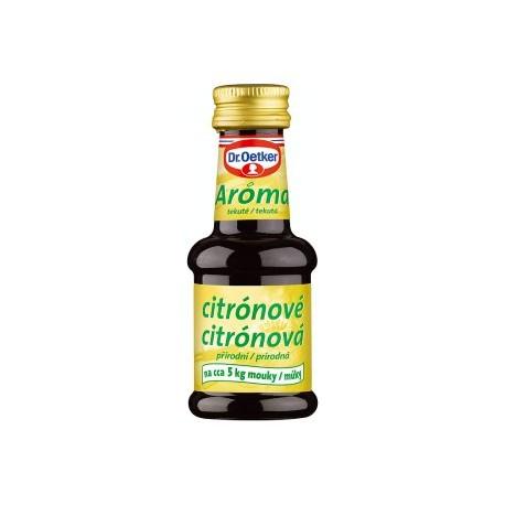 Dr. Oetker Aroma citrónové 38ml