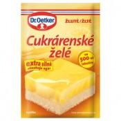 Dr. Oetker Cukrárenské želé žluté 10g