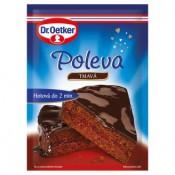 Dr. Oetker Poleva tmavá 100g