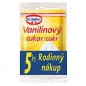 Dr. Oetker Vanilínový cukr 20g 5ks