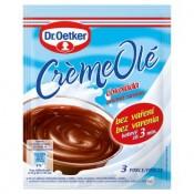Dr. Oetker Crème Olé Puding s čokoládovou příchutí 56g