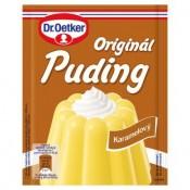 Dr. Oetker Originál Puding karamelový 40g