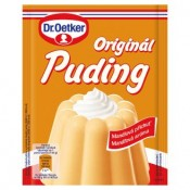 Dr. Oetker Originál Puding s mandlovou příchutí 37g