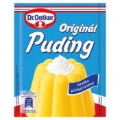 Dr. Oetker Originál Puding s příchutí vanilky 37g