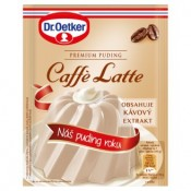 Dr. Oetker Premium Puding Caffé latte 40g