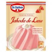 Dr. Oetker Premium Puding Jahoda de luxe 40g