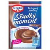 Dr. Oetker Sladký Moment Krémový puding s čokoládovou příchutí 58g