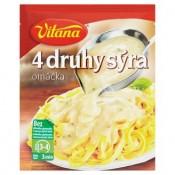 Vitana 4 druhy sýra omáčka 75g