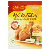 Vitana Inspirující Kuchyně Má to šťávu cibulka, česnek & kuře 36g
