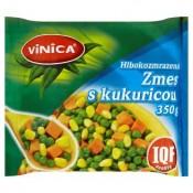 Vinica Hluboce zmrazená zeleninová směs s kukuřicí 350g