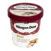 Häagen-Dazs Macadamia Nut Brittle zmrzlina 1x500ml