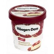 Häagen-Dazs Strawberry Cheesecake zmrzlina 1x500ml