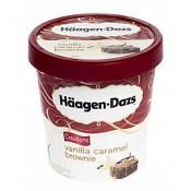 Häagen-Dazs Vanilla Caramel Brownie zmrzlina 1x500ml