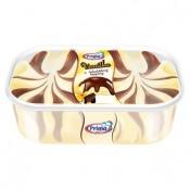 Prima Vanilková zmrzlina s čokoládovým toppingem 900ml