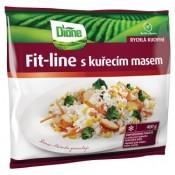 Dione Rychlá Kuchyně - Fit-line s kuřecím masem 400g