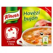 Knorr Hovězí bujón 6 x 10g