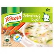 Knorr Zeleninový bujón 6 x 10g
