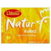 Vitana Natur Kuřecí bujón s jarní mrkvičkou 60g