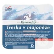 Varmuža - treska v majonéze