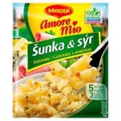 MAGGI AMORE MIO Šunka a sýr 140g