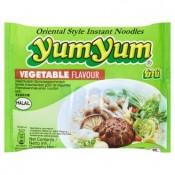 Yum Yum Instantní nudlová polévka se zeleninovou příchutí 60g