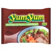 YumYum Instantní nudlová polévka s hovězí příchutí 60g