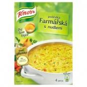 Knorr Polévka farmářská s nudlemi 93g