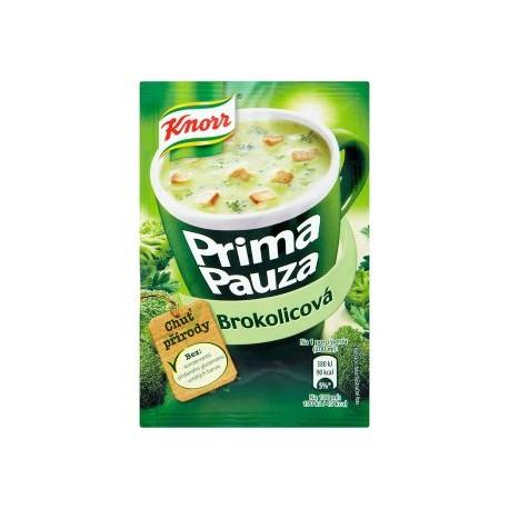 Knorr Prima Pauza Brokolicová 18g