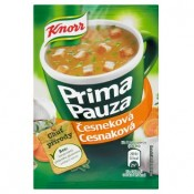 Knorr Prima Pauza Česneková 10g