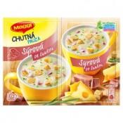MAGGI CHUTNÁ PAUZA Sýrová polévka se šunkou 47g