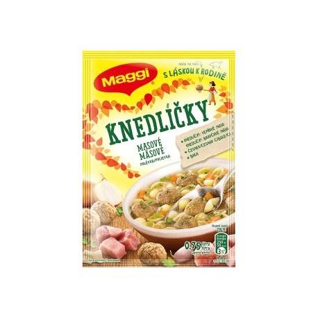 MAGGI Knedlíčky masové polévka 49g