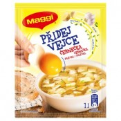 MAGGI Přidej vejce Česnečka polévka 36g