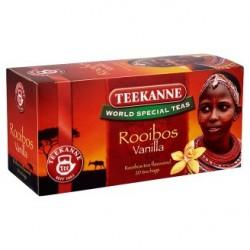 TEEKANNE Rooibos Vanilla, World Special Teas, 20 sáčků, 35g