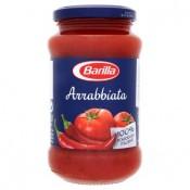 Barilla Arrabbiata Rajčatová omáčka s chilli paprikami 400g
