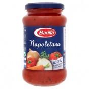 Barilla Napoletana rajčatová omáčka s kořením 400g
