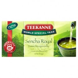 TEEKANNE Sencha Royal, World Special Teas, 20 sáčků, 35g