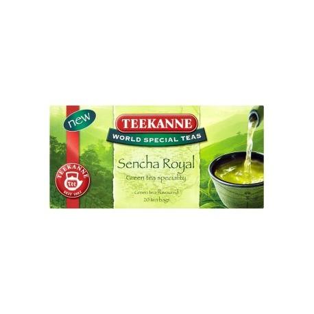 TEEKANNE Sencha Royal, World Special Teas, 20 sáčků, 35g