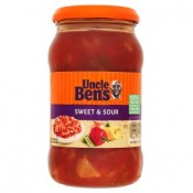 Uncle Ben's Sweet & Sour 400g