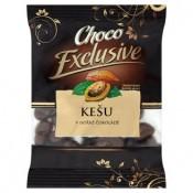 Poex Choco Exclusive Kešu ořechy v hořké čokoládě 150g