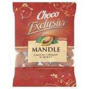 Poex Choco Exclusive Mandle v mléčné čokoládě se skořicí 150g