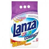 Lanza Color Compact Prací prášek 60 praní 4,5kg