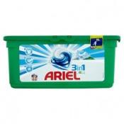 Ariel 3in1 alpine gelové kapsle na praní prádla 32 praní