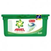 Ariel Power capsules mountain spring gelové kapsle na praní prádla 32 praní