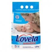Lovela Sensitive prací prášek citlivý k dětské pokožce 1,9kg