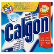 Calgon 2v1 změkčovač vody do pračky v tabletách 12 ks 180g