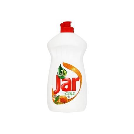 Jar Pomeranč a citrónová tráva prostředek na mytí nádobí 500ml